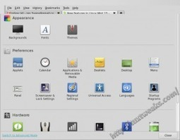 "Linux Mint 15 ""Olivia"" Cinnamon Review 