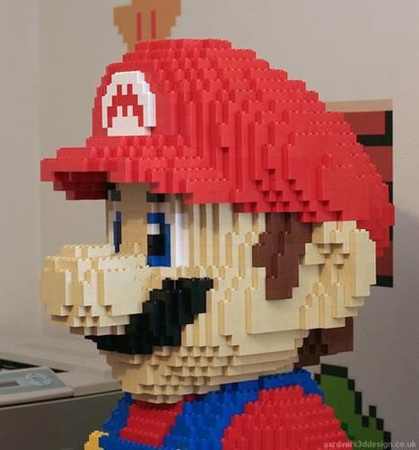 La vérité sur Mario | battlefrite | Bibliothèque, rhubarbe et gougnafier | Scoop.it