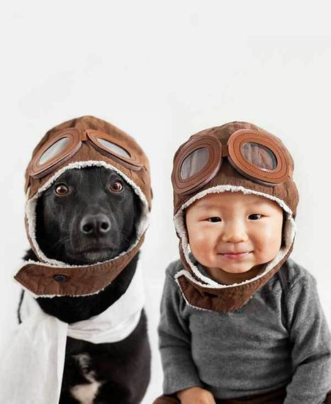This Little Boy And His Rescue Dog Are Adorable Together | Design Ideas | Scoop.it