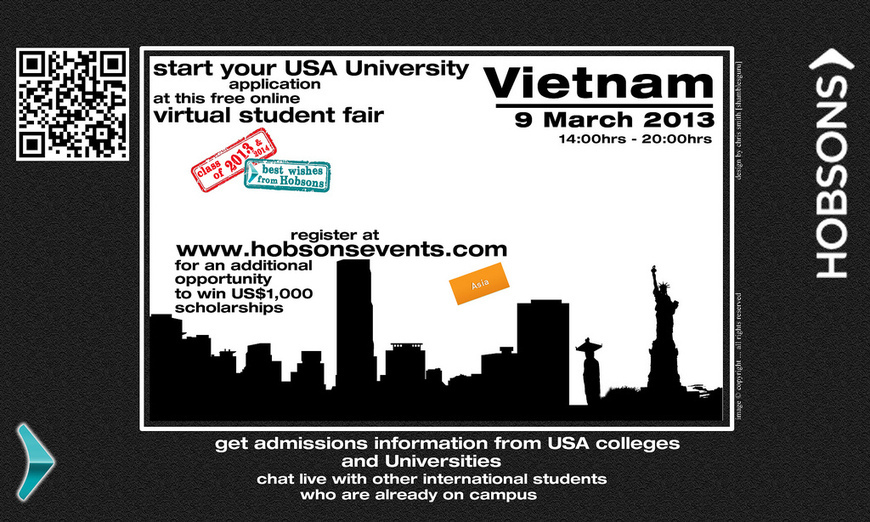 Vietnam Virtual Student Fair | Virtual Student Fair Gallery