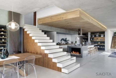 Glen 2961 House by SAOTA and Three 14 Architects | Inspired By Design | Scoop.it