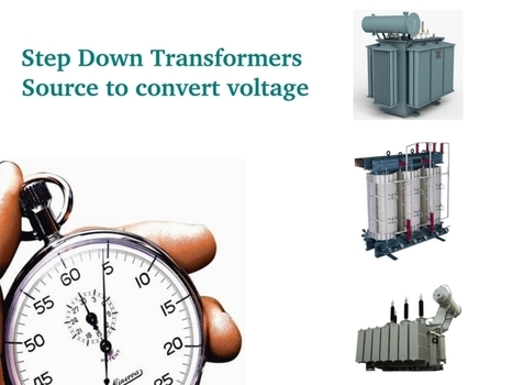 What are the limitation of step down transformers? | Industrial Transformer | Scoop.it