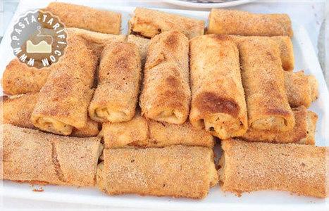 Krepli Avcı Böreği Tarifi | Poğaça Tarifleri - Börek Tarifleri | Scoop.it