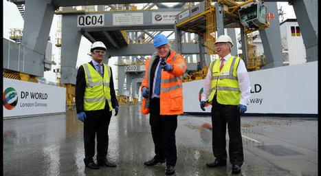 DP World Gateway to put London among 'greatest ports' | Supply Chain Logistics | Scoop.it