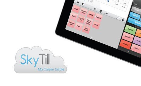 La start-up du jour : Skytill | E-commerce & Small Shops | Scoop.it