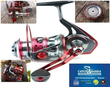 Fishing Reels Online   Barramundi Fishing   Scoop.it