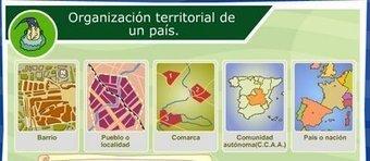 COMUNIDADES AUTÓNOMAS DE ESPAÑA para niños | Agagon | Scoop.it