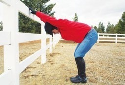 Three Stretches to Prevent Horseback Riding Injuries fromThe Trail Rider | EquiSearch | Trail Horse Rider | Scoop.it