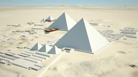 Giza 3D | Historia del Arte - 2ºBachillerato | Scoop.it