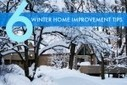 6 Winter Home Improvement Tips That Will Save Energy and Lower Your Bills | Sustainable Futures | Scoop.it