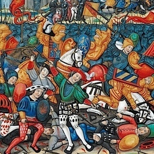 In pictures: medieval battles | Humanitatic 3.0 | Scoop.it