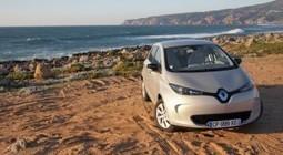 Renault ZOE : les photos de notre essai au Portugal - Autonews.fr | Voiture Hybride et Electrique: Les innovations | Scoop.it