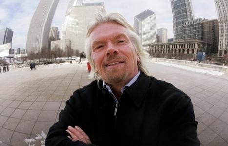 Richard Branson on Being Social Media Savvy | Social Media & Communications | Scoop.it