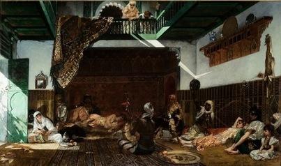 Au Musée des Augustins, Benjamin-Constant, peintre orientaliste ... - La Croix | Benjamin-Constant (1845-1902) | Scoop.it