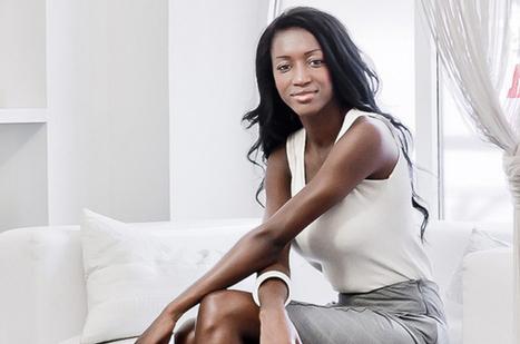 Hapstatou Sy et les Réseaux Sociaux …   Fashionista   Club Officiel des Community Managers de France   Scoop.it