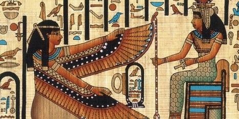 Les Égyptiens de l'Antiquité étaient végétariens | Tips from Mother Nature | Scoop.it