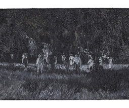 Zombiescapes: painting the undead apocalypse - The Verge | Art | Scoop.it
