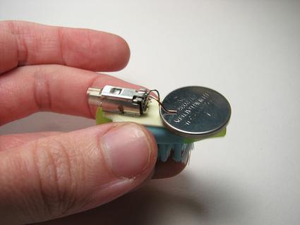 Und wer hat's erfunden?   FOSfuture BristleBot   Scoop.it
