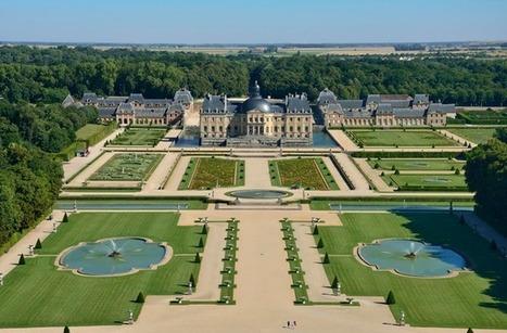 Dans les coulisses du business du Château de Vaux-le-Vicomte (France 5) | Actualité des monuments historiques en France | Scoop.it