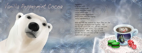 Vanilla Peppermint Cocoa by Karen Whitaker | Desserts | Scoop.it