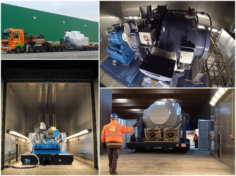 OWI-Lab Tests ZF Wind Power's 80t Gearboxes | Offshore Wind | Wind turbine testing | Scoop.it