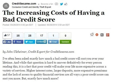 Bad Credit Auto Dealers Step In to Keep Car Financing Costs in Check | Seaport Auto | Scoop.it