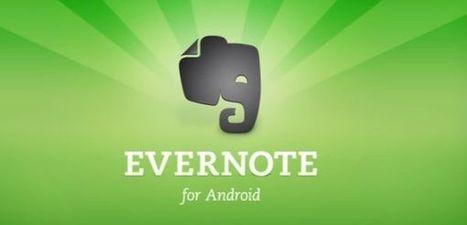 Evernote y OfficeSuite se integran en Android en sus nuevas actualizaciones | Las TIC y la Educación | Scoop.it