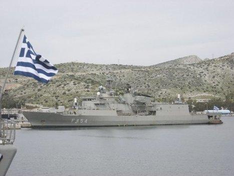 La Marine grecque va planifier la refonte à mi-vie des frégates MEKO 200HN sous forte contrainte budgétaire | Newsletter navale | Scoop.it