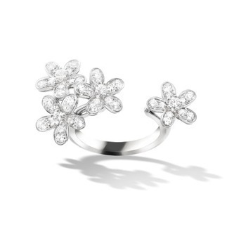 Souffle de Diamants par Van Cleef & Arpels | Luxury Touch | Luxe 2.0 | Scoop.it