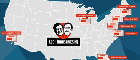 Coalition Vows to Fight Koch Bros. Purchase of Tribune's Newspaper Empire | Sustain Our Earth | Scoop.it