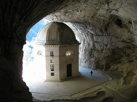 Top 5 most amazing and unusual Chapels in Italy | Le Marche another Italy | Scoop.it