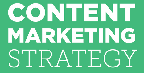 How to Create a Content Marketing Strategy [INFOGRAPHIC] #smlondon | Digital Brand Marketing | Scoop.it