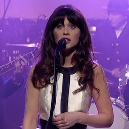 She and Him Perform on 'Letterman' - Rolling Stone | Bruce Springsteen | Scoop.it