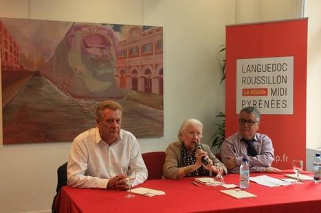 PERPIGNAN : Eliane Thibault-Comelade a présenté aux côtés du député Jacques Cresta son dernier livre, «Plusieurs fois vingt-ans, seule et llaminera» | Ouillade.eu | LR livre et lecture dans les médias | Scoop.it
