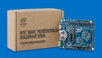 @Time4EE - News: Intel® Quark™ Microcontroller Developer Kit D2000 | embedded fun | Scoop.it