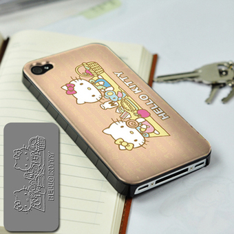 Pink cute Hello Kitty iPhone 4 / 4S case | Apple iPhone and iPad news | Scoop.it