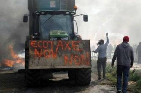 Ecotaxe : les manifestants bretons se retrouveront à Quimper | Economie | Scoop.it