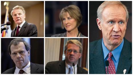 Governor, leaders meeting reset to Dec. 1 - Illinois News Network | Illinois Legislative Affairs | Scoop.it