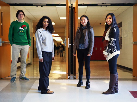 What Is Fair? High School Students Talk About Affirmative Action | NASSP in the News | Scoop.it