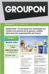 HighCo propose des coupons de réduction NIVEA SUN et JOKER sur Groupon | COUPONING | Scoop.it