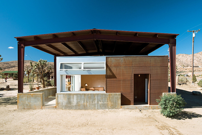 Operation Desert Shed | sustainable architecture | Scoop.it