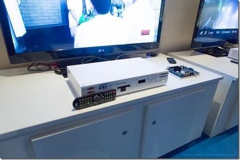 IBC 2013 : chipsets, HEVC et set-top-box   Video Breakthroughs   Scoop.it