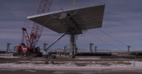 Two Major Advantages of Concentrated Solar PV with Tracking. | All-Energy | Scoop.it