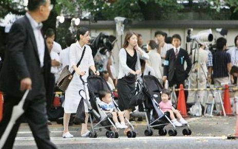 Japon: quand le smartphone permet aux poussettes d'éviter les bosses   Objets connectés   Scoop.it