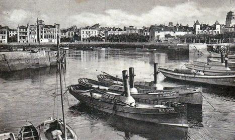 Pays Basque 1900: St Jean de Luz - Donibane Lohizune | Généalogie en Pyrénées-Atlantiques | Scoop.it