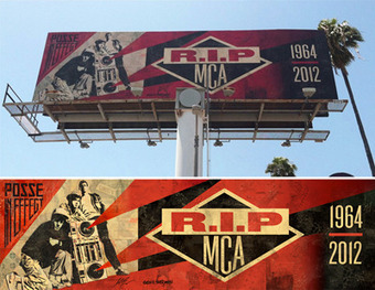 Dude Craft: MCA Billboard in Los Angeles | Winning The Internet | Scoop.it