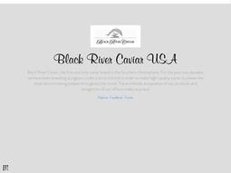 Black River Caviar USA | Buy Caviar | Scoop.it