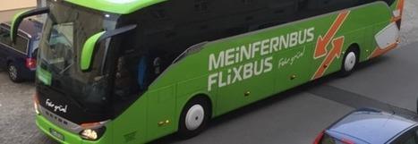 Flixbus : Voyager pour un euro en France, c'est possible   Actu Tourisme   Scoop.it