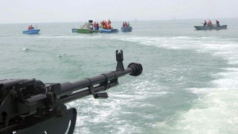 US ships are a target in case of war, Iran admiral says | ''SNIPPITS'' | Scoop.it