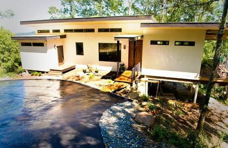Nation's First Hemp House Makes A Healthy Statement   Dave Sellers, Iconoclast Architect , GroupThink about the {non-gadgety} house, home, neighborhood, culture, and sustainable living situation for the future. IDEAS WELCOME, INVITED, ENCOURAGED, and MUCH APPRECIATED!   Scoop.it